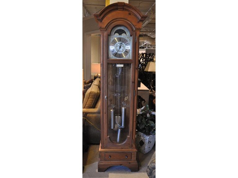 Clearance Living Room Grandfather Clock Hpi 0974 1 Wd At Hamilton Park Interiors