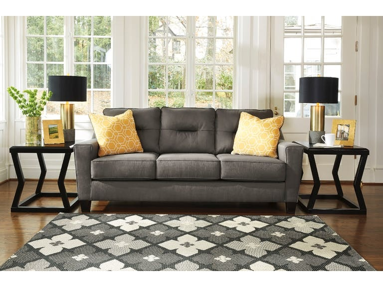Ashley Ashley Forsan Nuvella Sofa