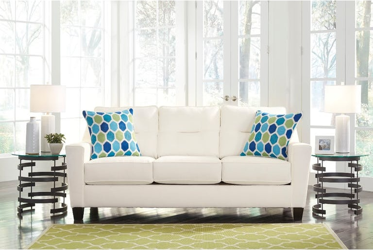 Living Room Ashley Forsan Nuvella Sofa S Turner