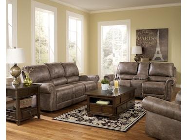 Ashley Oberson Dual Reclining Sofa
