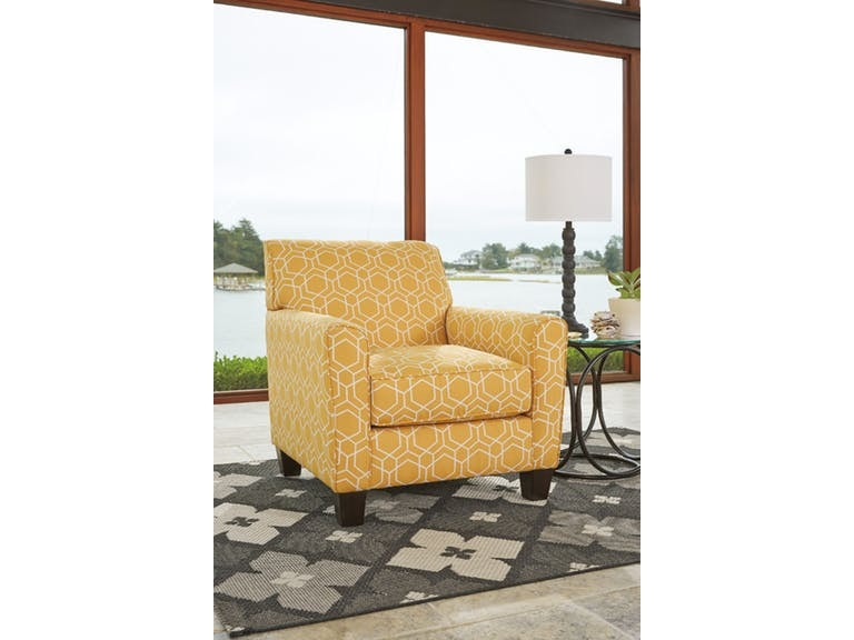 Ashley Ayanna Nuvella Accent Chair 9470221 S