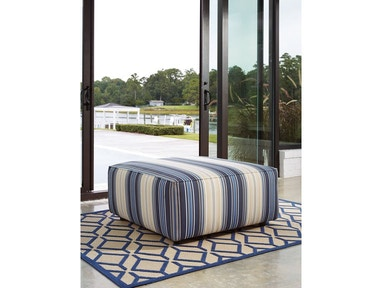 Living Room Ottomans - Turner Furniture Company - Avon Park and ...