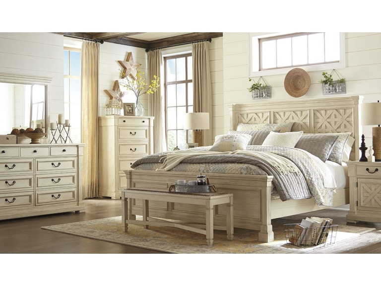 Ashley Bedroom Set Signature Collection B647