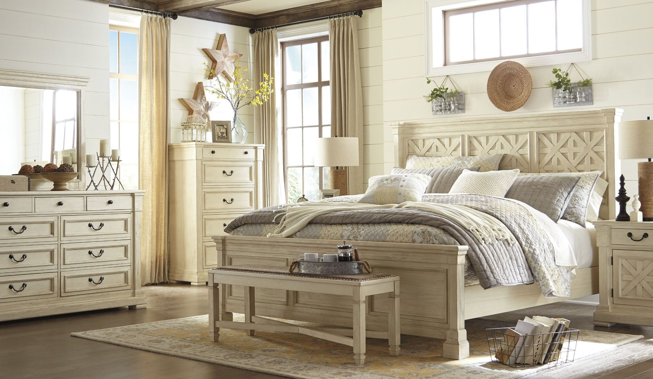 Ashley Bedroom Set Signature Collection B647 B647 BS