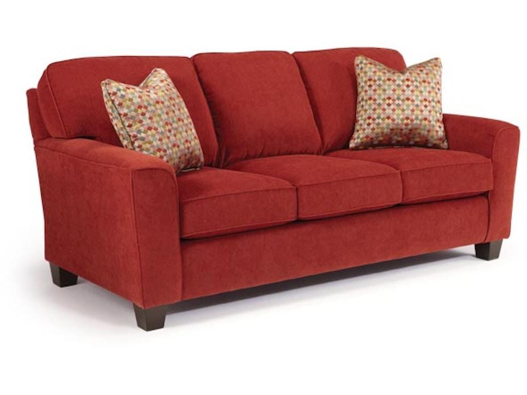 Best Home Furnishings Living Room Best Stationary Sofa