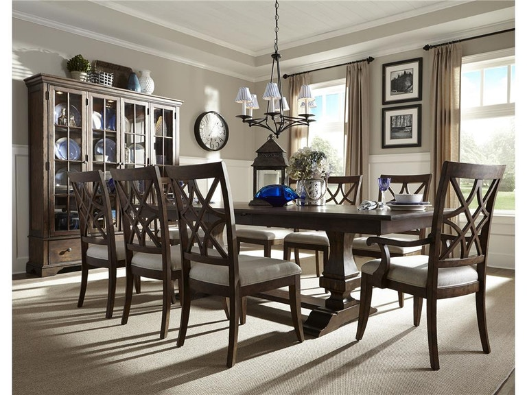 Klaussner International Dining Room Trisha Yearwood Price Includes Table 4 Side Chairs 920 At Turner Furniture Company Drts