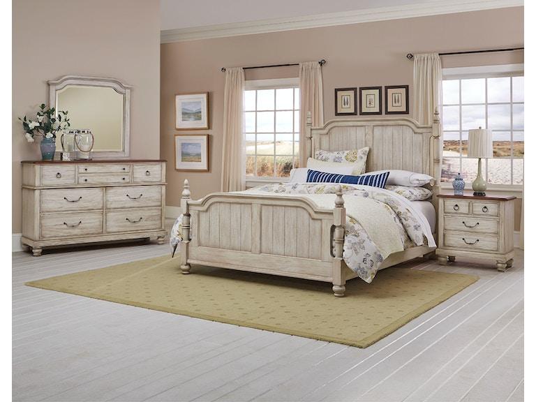Vaughan-Bassett Arrendelle Collection Bedroom Set 442-559 BS ...