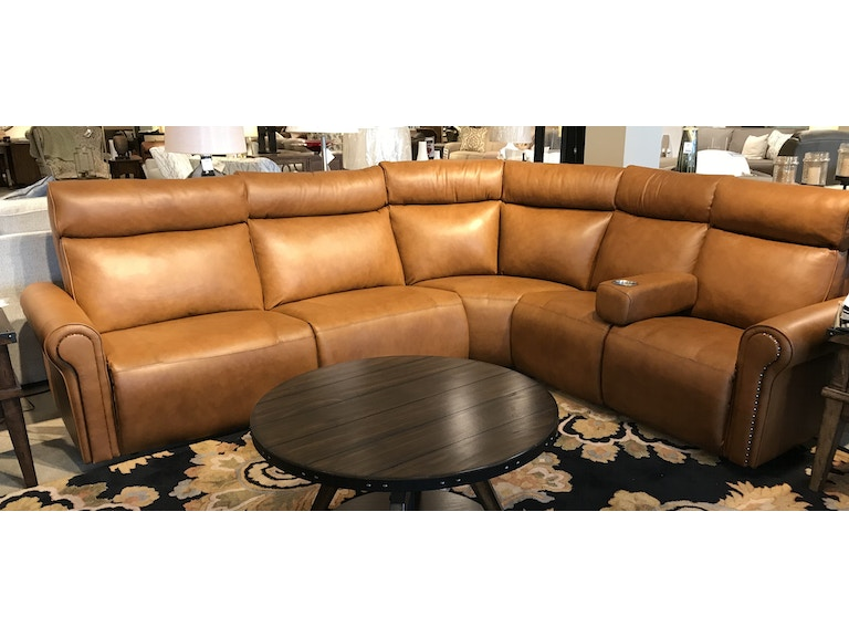 Tremendous Elran 7000 Series Reclining Sectional Gmtry Best Dining Table And Chair Ideas Images Gmtryco