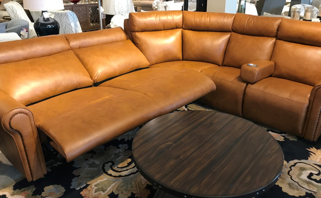 Wondrous Elran 7000 Series Reclining Sectional Gmtry Best Dining Table And Chair Ideas Images Gmtryco