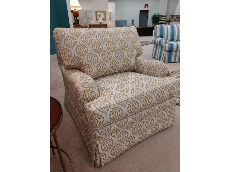 Clearance Harden Furniture Swivel Lounge Chair 703 Priba Furniture