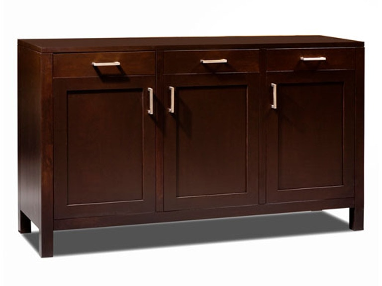 Dine Art Buffet With 3 Drawers And Doors 10006
