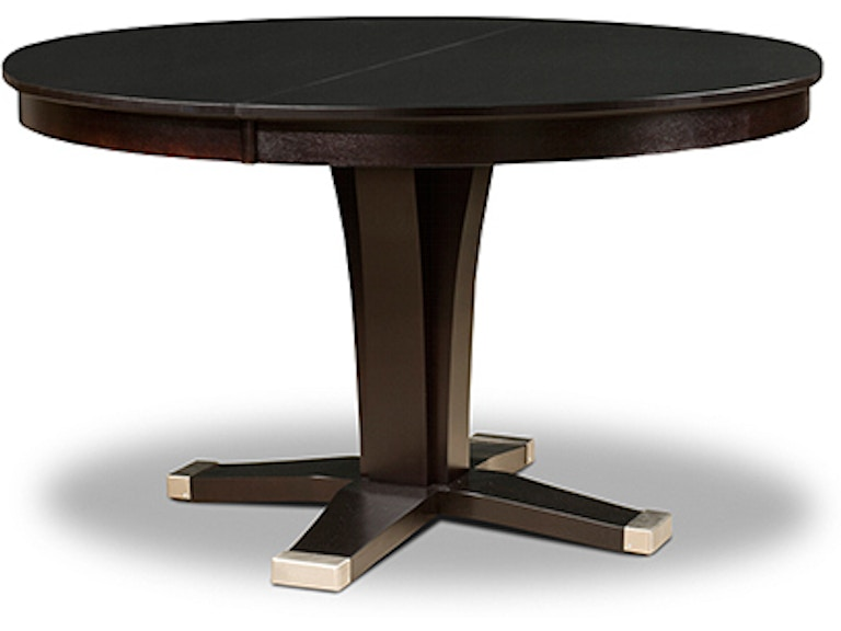 DineArt Dining Room Round Table With Tulip Pedestal Base - Tulip pedestal table base