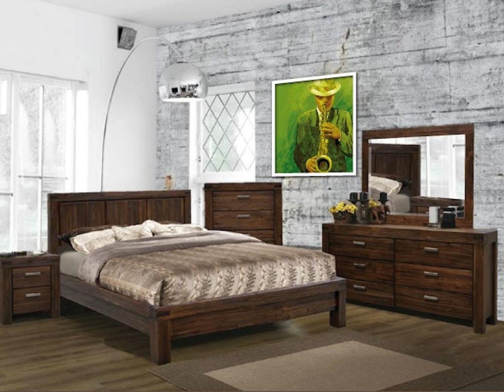 . Hudson Prague Bedroom Set 4800   Upper Room Home Furnishings