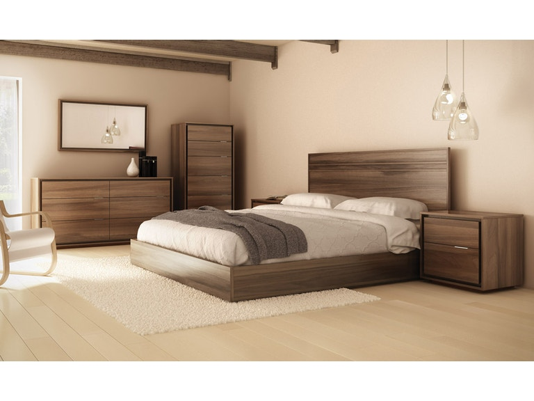 Shermag Danemark Bedroom Set 750