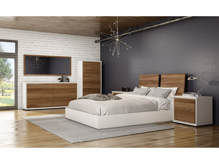 Shermag Loft Bedroom Set 715