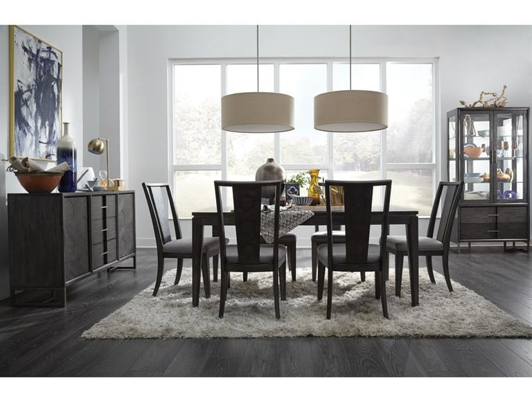 Magnussen Home Dining Room Proximity Heights Leg Table D48 Dining Fascinating Magnussen Dining Room Furniture