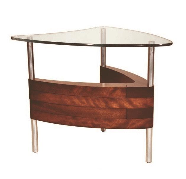 Verbois Triangular End Table NC2722710