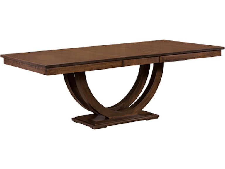 Dine Art Dining Room Customizable Pedestal Table CU2050 At Upper Home Furnishings
