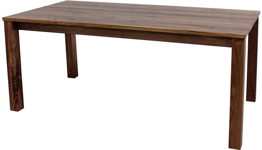 Verbois Dining Room Bert Table Upper