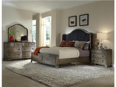 Complete Hanson Bedroom Set KT:316180