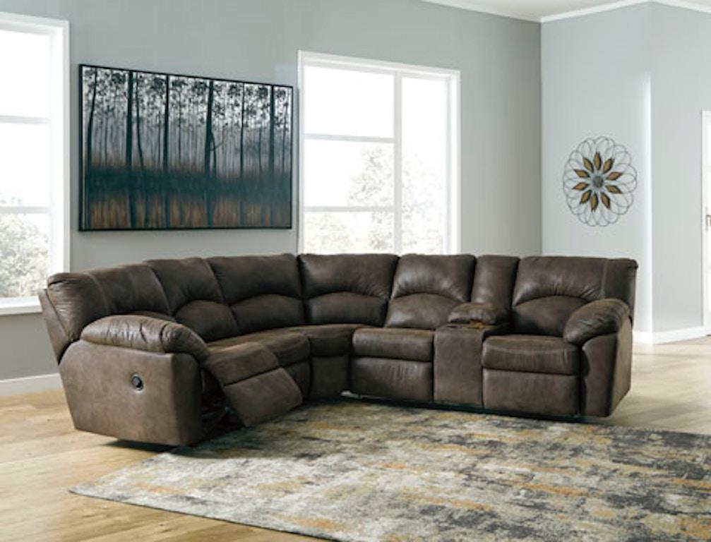 Awe Inspiring Signature Design By Ashley Living Room 2 Piece Reclining Machost Co Dining Chair Design Ideas Machostcouk