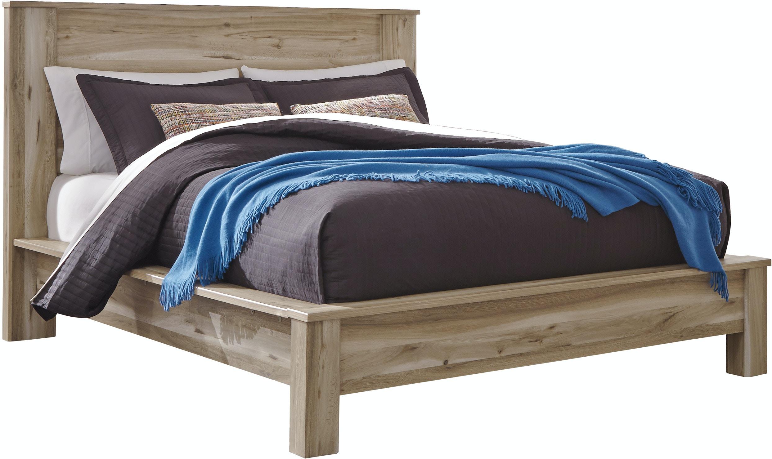 Ashley Bedroom Eastern King Platform Bed Complete Pk B230