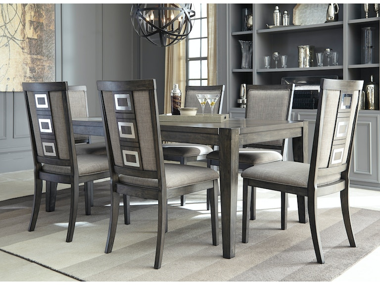 Signature Design by Ashley Dining Room 7 Piece Dining Set PK-D624 ...