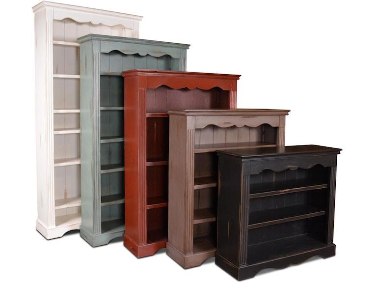 Horizon Home Larousse 84 Turquoise Bookcase 8261450
