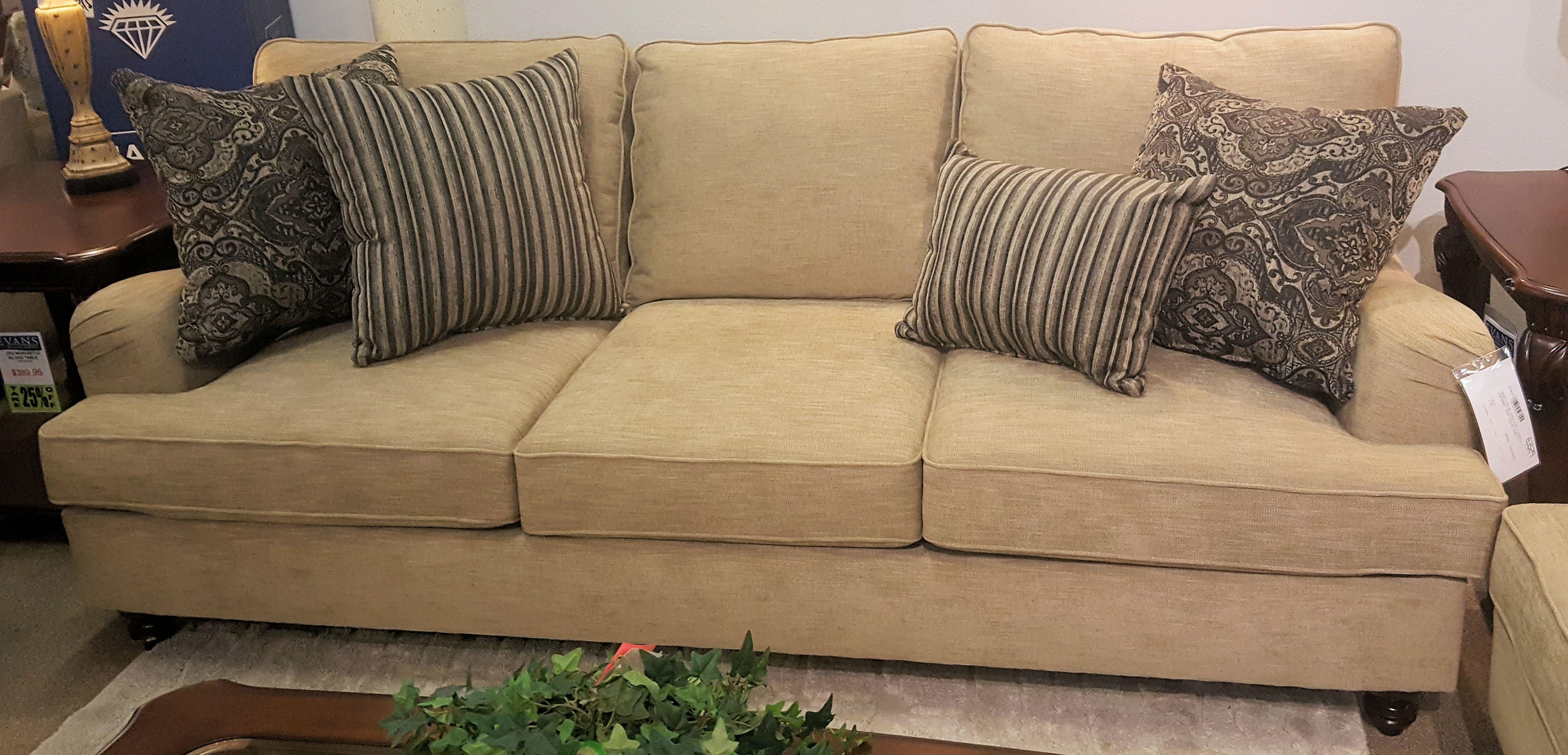 Henry Laine Living Room Sofa 8178900 At Evans Furniture Galleries