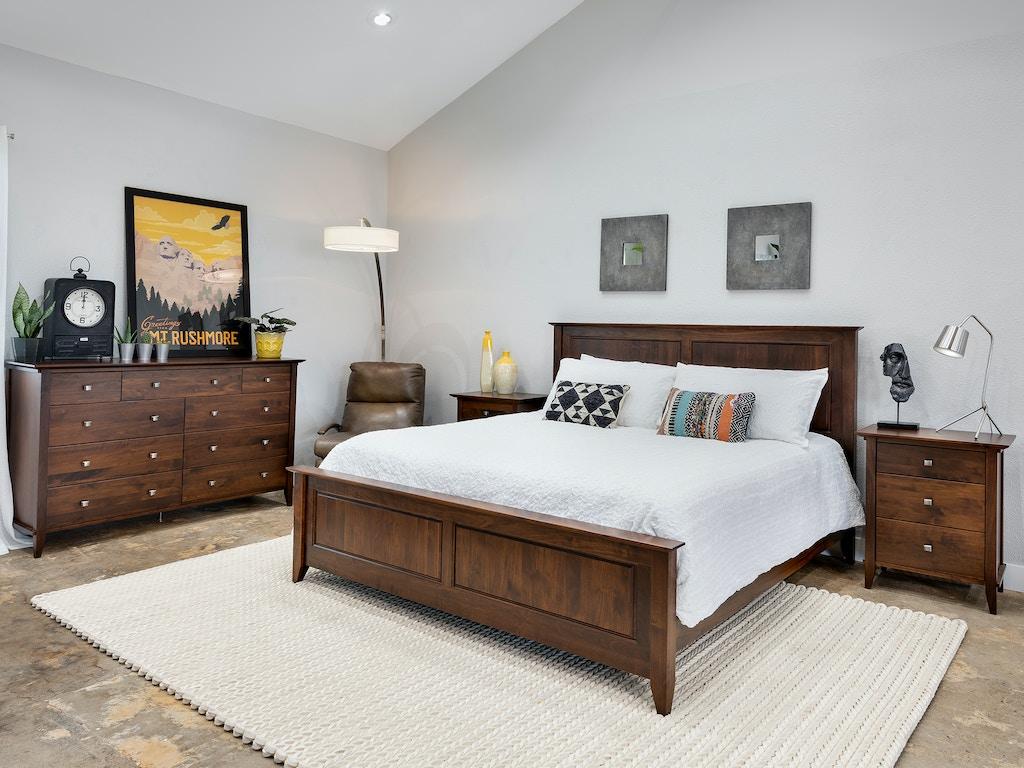 Woodley Brothers Mfg. Master Bedroom Set Lynn