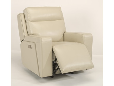 Flexsteel Niko Power Recliner W/ Power Headrest 1181-54PH