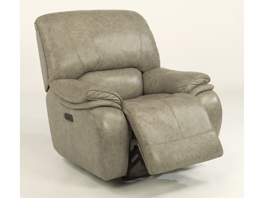 Flexsteel Tobin Power Recliner W/ Power Headrest 1515-54PH