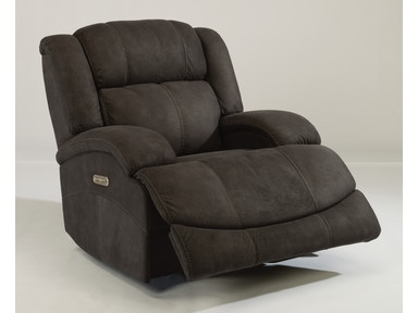 Flexsteel Declan Power Recliner W/ Power Headrest 1560-54PH