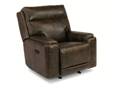 Flexsteel Sienna Power Recliner W/ Power Headrest 1675-54PH