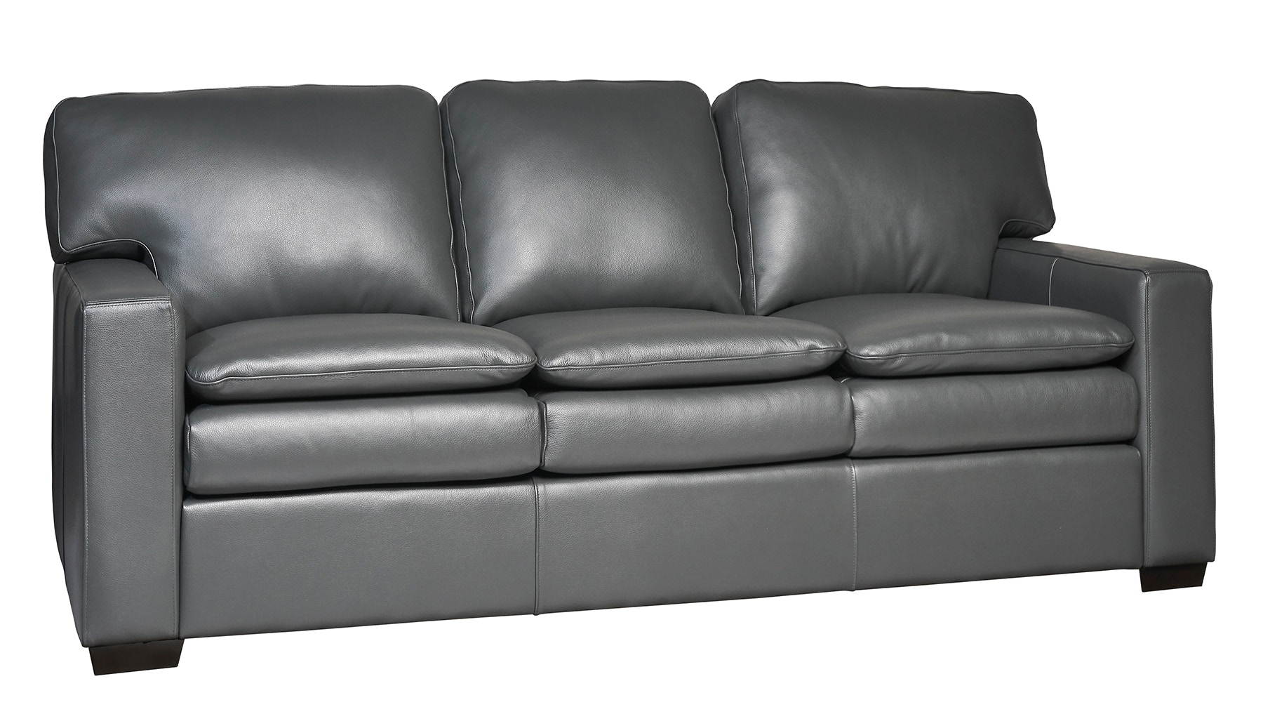 comfortable leather couch urban leather 3002sfa leather sofa living room sofas woodleys furniture colorado springs fort