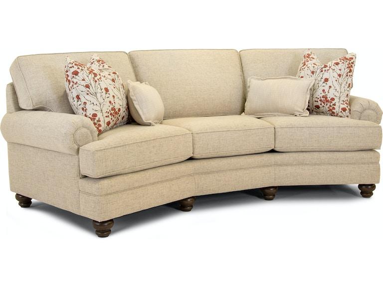 Smith Brothers Conversation Sofa 5221