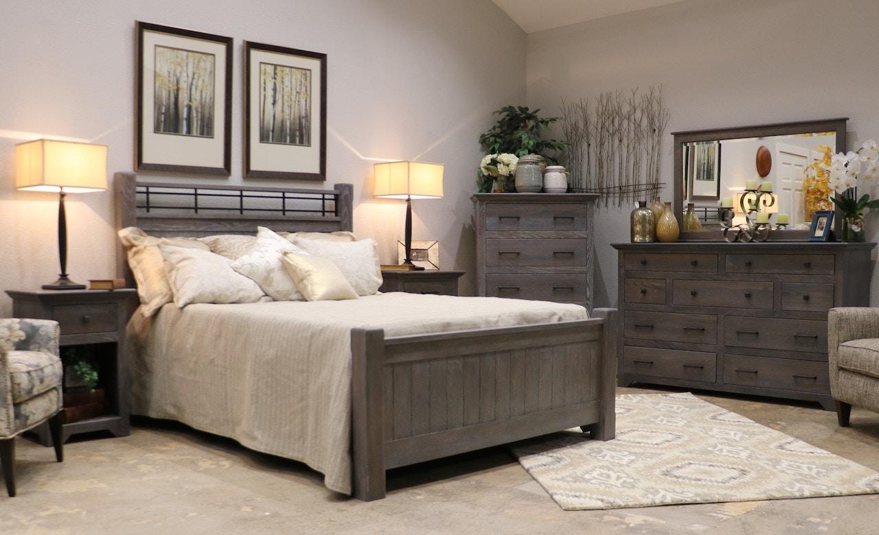 Bridger Bed. Saint Vrain Master Bedroom Set