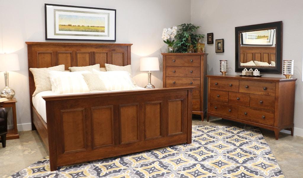 Woodley Brothers Mfg. Master Bedroom Set Denver