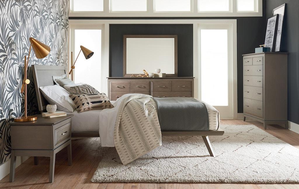 Whittier Wood Products Bedroom Set Ellison