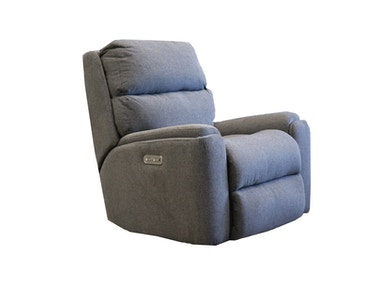 Flexsteel Power Rocking Recliner W/ Power Headrest 2904-51H