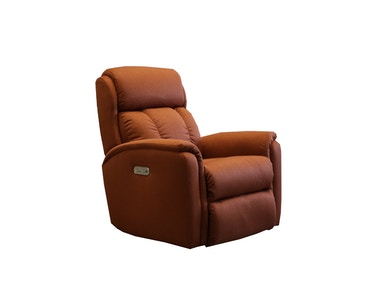 Flexsteel Power Rocking Recliner W/ Power Headrest S4502-51H