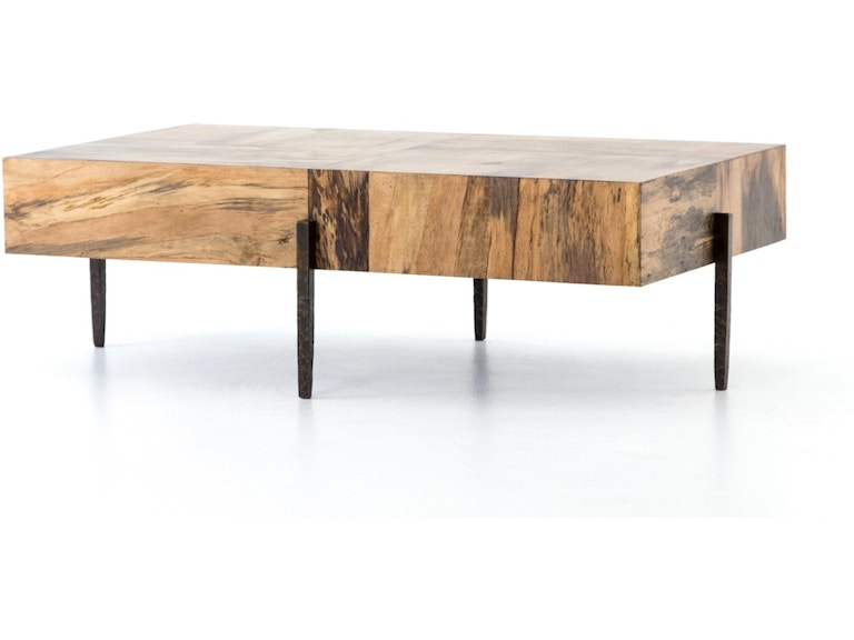 Miraculous Four Hands Indra Coffee Table Table Uwes 160 Caraccident5 Cool Chair Designs And Ideas Caraccident5Info