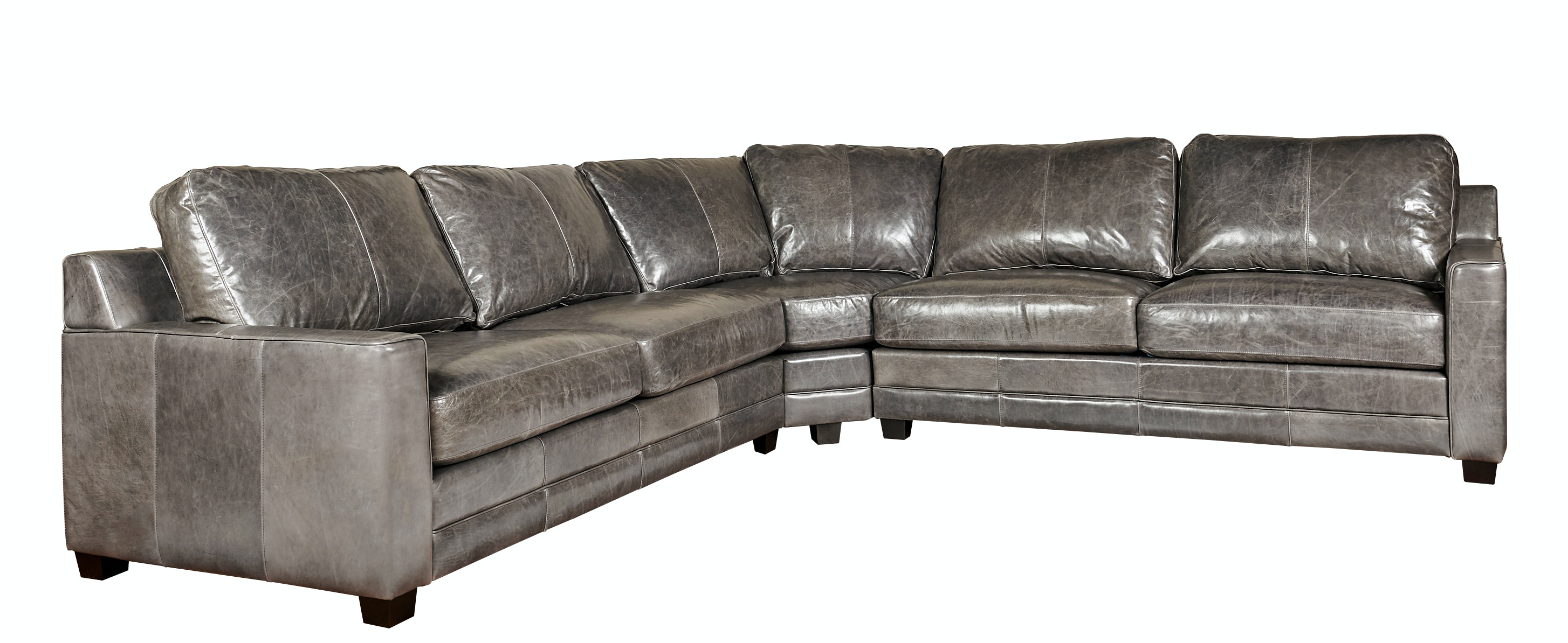 Legacy Leather Sectional M800