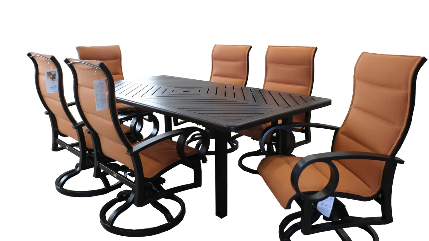 Eclipse Dining Set. Outdoor Group