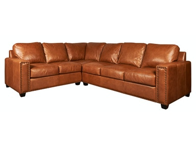 Legacy Leather Sectional S700