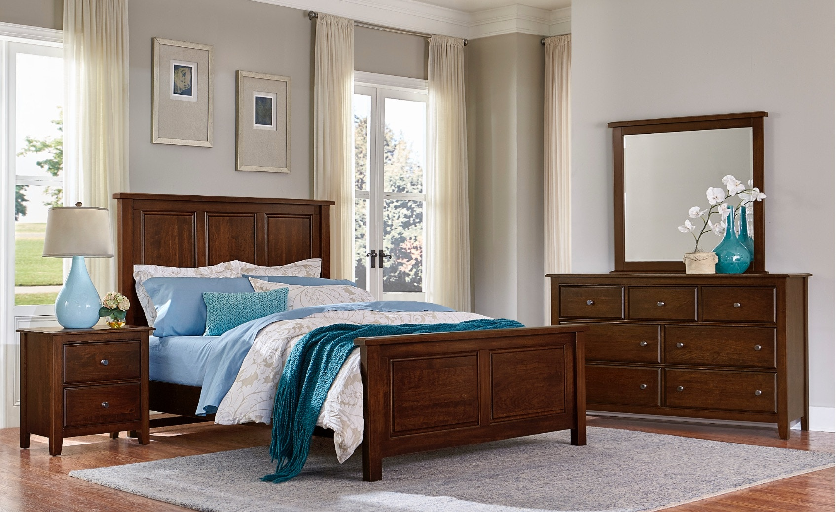 Please Allow An Appropriate Amount Of Time For A Response Depending On The  Time Of Day. Artisan U0026 Post Loft Bedroom Set Vaughan Bassett Furniture  Company