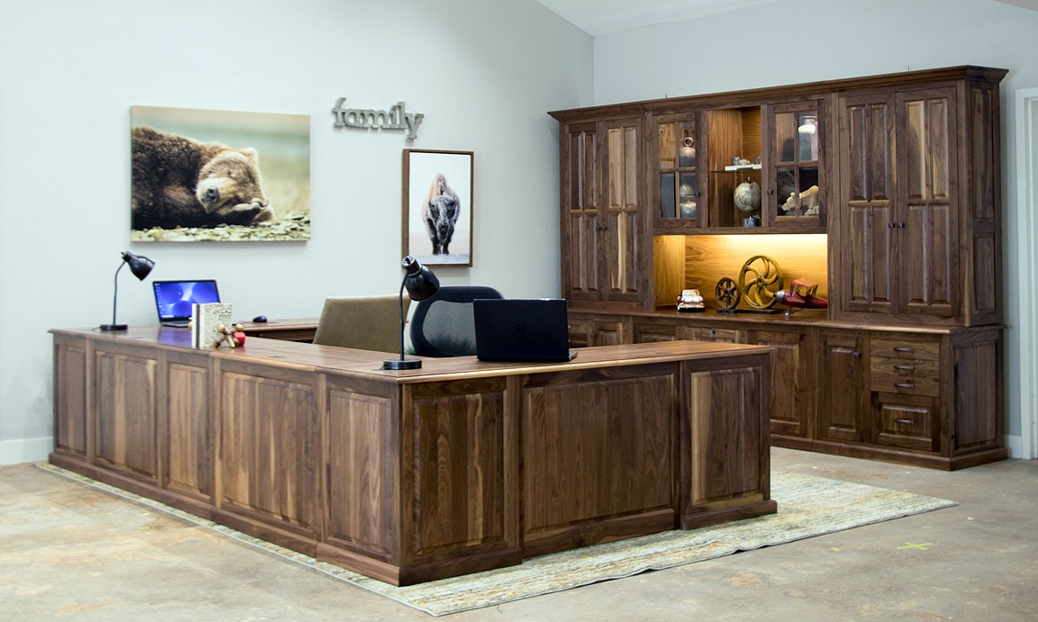 Wood office desk furniture Metal Executive Office Ugroup Cj Office Furniture Home Office Desks Woodleys Furniture Colorado Springs Fort