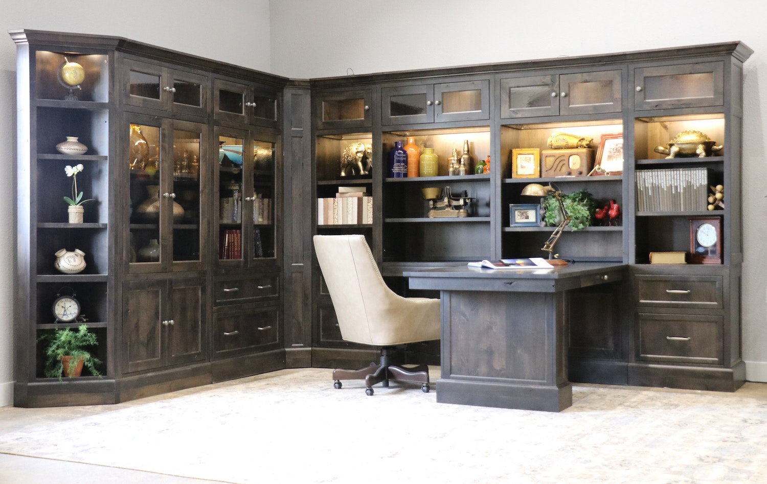 home office furniture - woodley's furniture - colorado springs