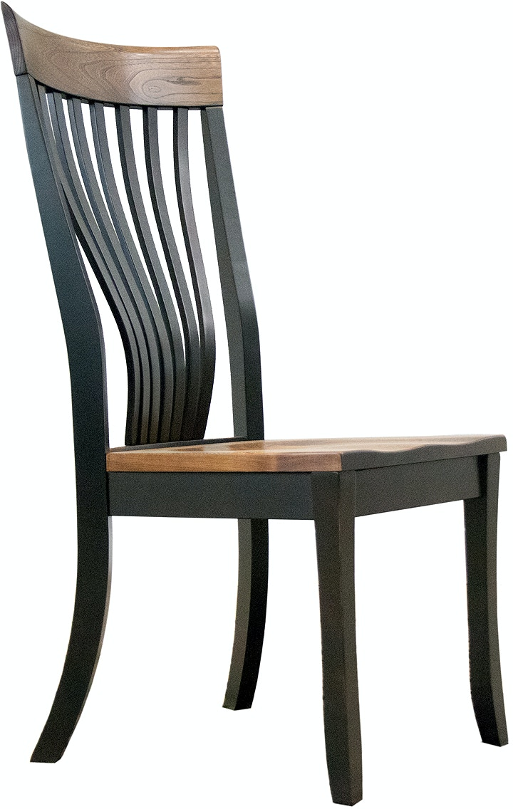 Palettes By Winesburg Solid Elm And Maple Side Chair 5804