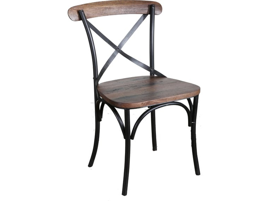 online store 2a0be 8ae4d Outlet Center Dining Room Della Dining Chair BNGR004ST-330 Walter E. Smithe  Furniture + Design
